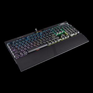 מקלדת גיימינג מכנית K70 RGB MK.2 — CHERRY® MX Brown