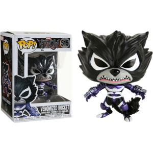 POP FUNKO- VENOMIZED ROCKET