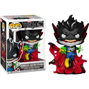 POP FUNKO- VENOMIZED DR STRANGE