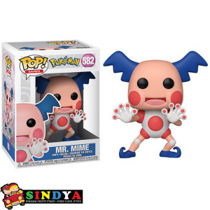 POP FUNKO- POKEMON MIME