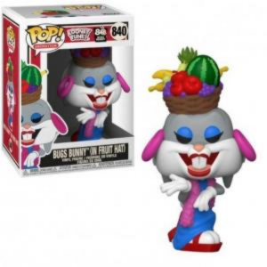 POP FUNKO- BUGS BUNNY WITH FRUIT HAT