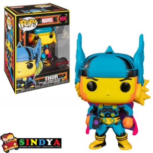 POP FUNKO- THOR GLOWS IN DARK