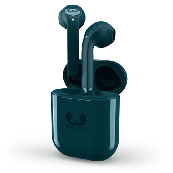Twins-TWS In-ear headphones-Petrol Blue