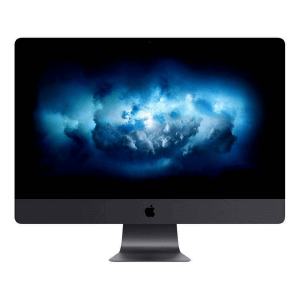 27inch iMac Pro with Retina 5K display/3.0GHz 10-core Intel Xeon W/32GB/1TB SSD/Radeon Pro Vega 56/Magic Mouse 2/Israeli Magic Keyboard with Numeric Keypad with Hebrew Print - Space Grey