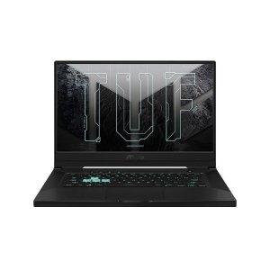 """דגם ASUS TUF Dash F15 מק""""ט FX516PR-AZ009T גודל תצוגה 15.6'' רזולוציית תצוגה FHD 1920x1080 מעבד (Intel® Core™ i7-11370H Processor 3.3 GHz, 4 cores (12M Cache, up to 4.8GHz זיכרון (32GB (16GB DDR4x2 אחסון 1TB M.2 NVMe™ PCIe® 3.0 SSD מערכת הפעלה Windows 10 HOME כרטיס גרפי NVIDIA® GeForce RTX™ 3070 8GB GDDR6 קישוריות Wi-Fi 6(802.11ax)+Bluetooth 5.2 (Dual band) 2*2 יציאות וחיבורים 1x RJ45 LAN port 1x Type C USB 4 with Power Delivery, Display Port and Thunderbolt™ 4 3x USB 3.2 Gen 1 Type-A 1x 3.5mm Combo Audio Jack סוג הסוללה 76WHrs, 4S1P, 4-cell Li-ion אחריות שנה אחריות"""