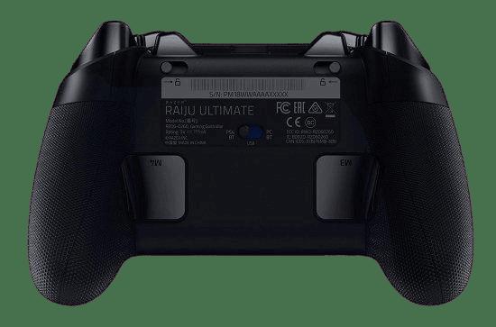 בקר RAZER Raiju Ultimate For PS4 2109