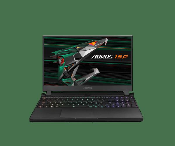 מחשב נייד AORUS15P 15.6 240HZ FHD 10870H 3070P-8G 32G-2933 512G P