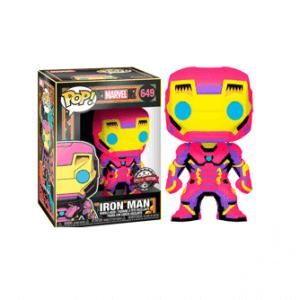 בובת POP איירון-מן